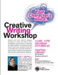 Oct 2013 Workshop poster