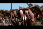 "Braveheart ""greeting"" to British troops"